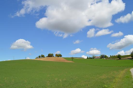 Nuvole a Cereseto (1134 clic)