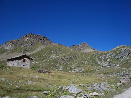Valgrisenche - Rifugio Chalet de l' Epeè (2188 clic)