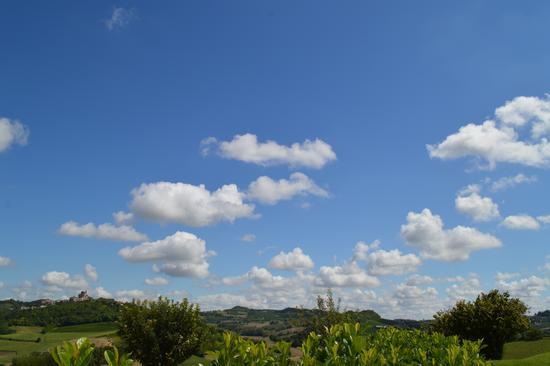 Nuvole a Cereseto (771 clic)
