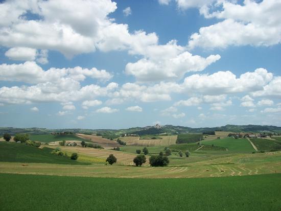 NUVOLE   - Cereseto (1125 clic)