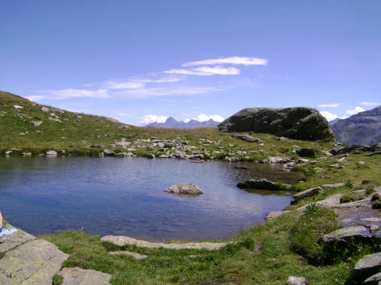 Lac du Fond - Valgrisanche (4370 clic)
