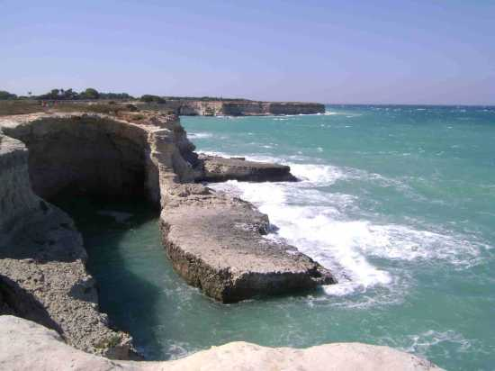 Scogliera di Otranto (4088 clic)