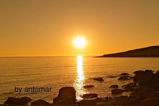 chiaccherando al tramonto - Sant'antioco (1215 clic)