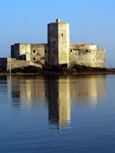 Il castello della Colombaia - Trapani (2190 clic)