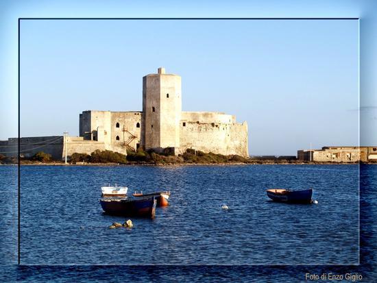 Trapani: Il castello della Colombaia (2302 clic)