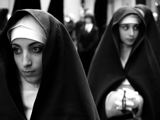 Trapani: la processione del Venerdi' Santo (2656 clic)