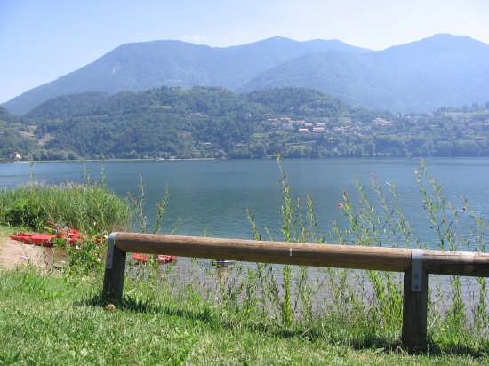 Lago di Caldonazzo (7683 clic)