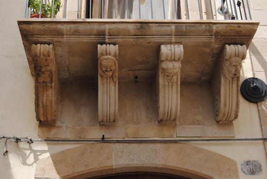 pietra di miele, barocco in val di noto - MILITELLO IN VAL DI CATANIA - inserita il 05-Nov-12