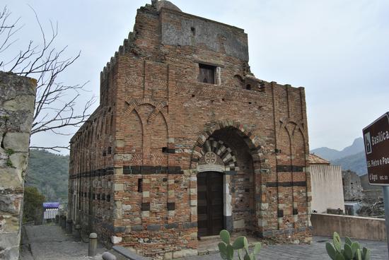 basilica di san pietro e paolo - Casalvecchio siculo (1924 clic)
