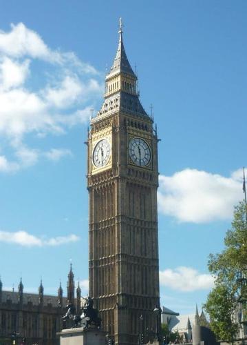 Big Ben - London (436 clic)