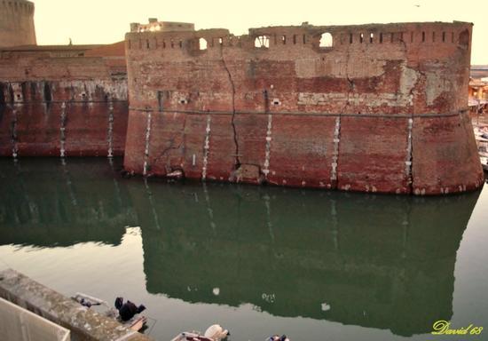 La fortezza vecchia  - Livorno (1160 clic)