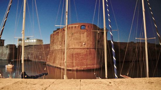 fortezza vecchia - Livorno (1104 clic)
