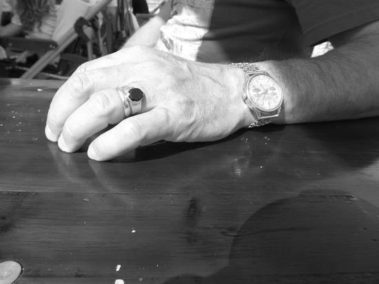 Le mani riflettono ciò che noi siamo! - Cagliari (1758 clic)