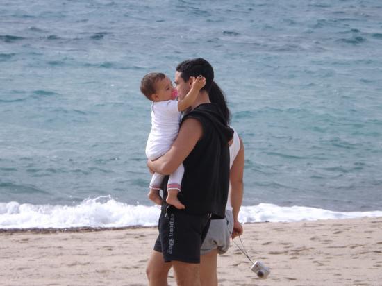 Nessun amore vale quanto l'amore tra padre e figlio (466 clic)