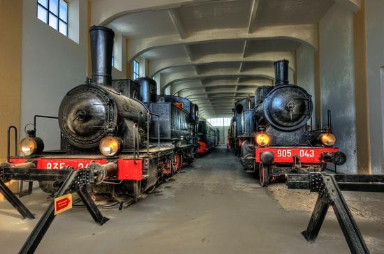 1 Museo Ferroviario LECCE    (2079 clic)