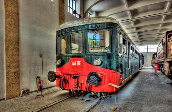 2 Museo Ferroviario LECCE (2446 clic)