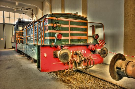 4 Museo Ferroviario LECCE (1036 clic)