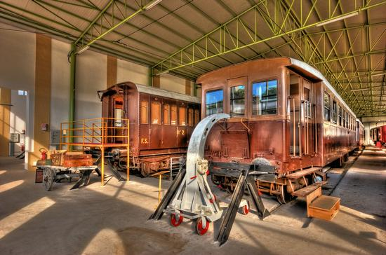 5 Museo Ferroviario LECCE (1368 clic)
