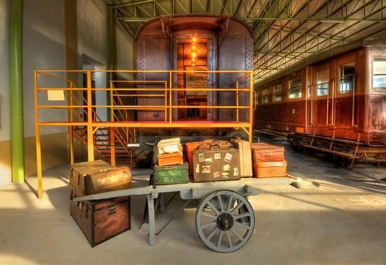 6 Museo Ferroviario LECCE (1551 clic)