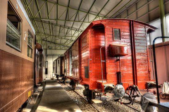 7 Museo Ferroviario LECCE (1076 clic)