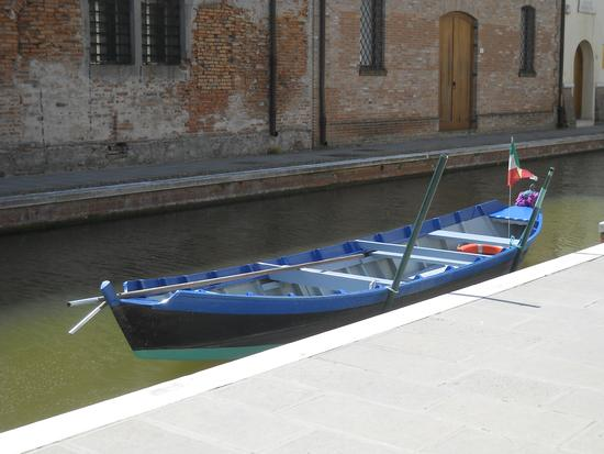 Restiamo a galla - Comacchio (1627 clic)