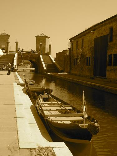 I ponti di Comacchio (1121 clic)
