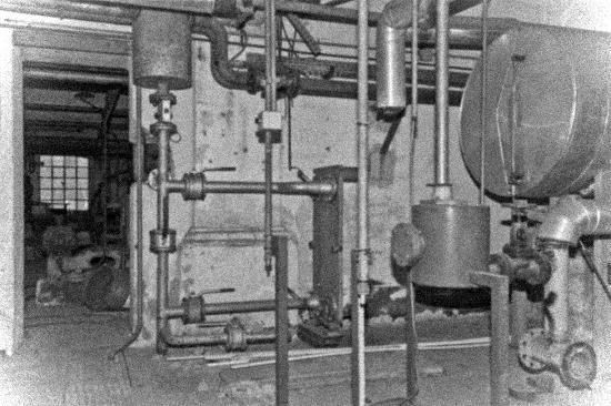sala macchine a Crespi - Crespi d'adda (1303 clic)
