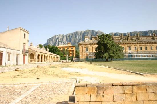 Il Palazzo Reale di Ficuzza (5736 clic)