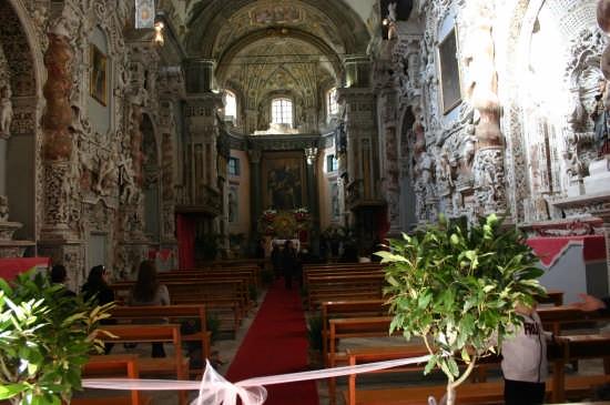 Chiesa di S. Maria in Valverde - PALERMO - inserita il 27-Jul-07