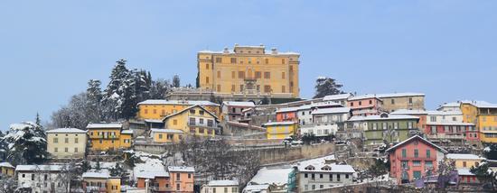 La 'Sternia sotto la neve - Canelli (1231 clic)