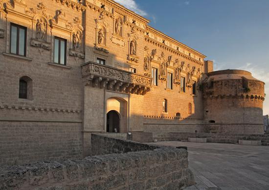 de' Monti - Corigliano d'otranto (1000 clic)