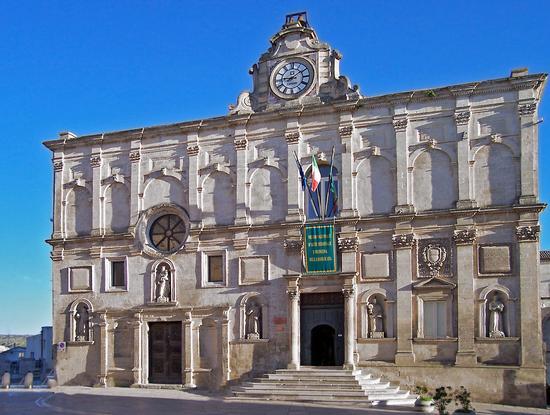 Palazzo Lanfranchi - Matera (3487 clic)