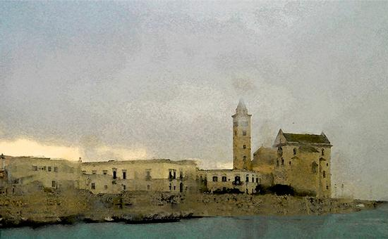 Cattedrale sul Mare - Trani (1401 clic)
