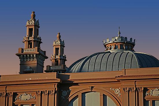 La cupola del Margherita - Bari (1003 clic)