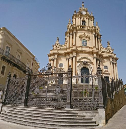Ibla Cattedrale  - Ragusa (373 clic)