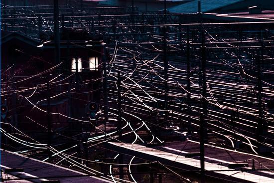 il nodo ferroviario di Bari...! - BARI - inserita il 21-Nov-12