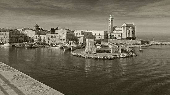 La cattedrale sul mare - Trani (908 clic)