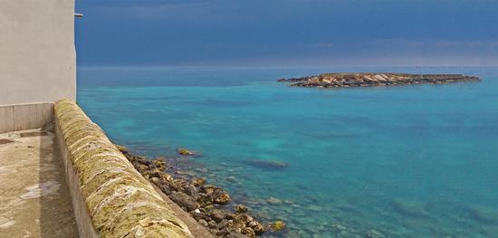Tra mare e cielo - Gallipoli (994 clic)