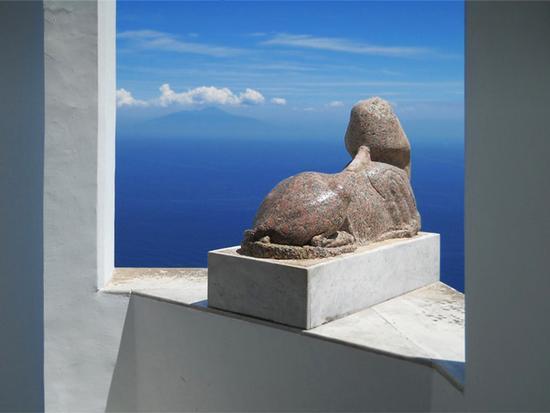 Una finestra sul golfo - Anacapri (572 clic)