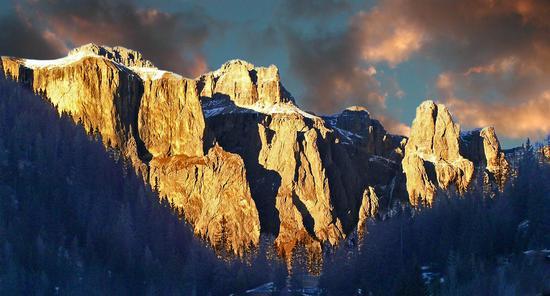 Dolomiti - Canazei (1369 clic)