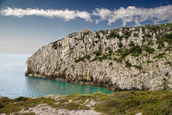 La Guardiola - Marina di novaglie (1386 clic)