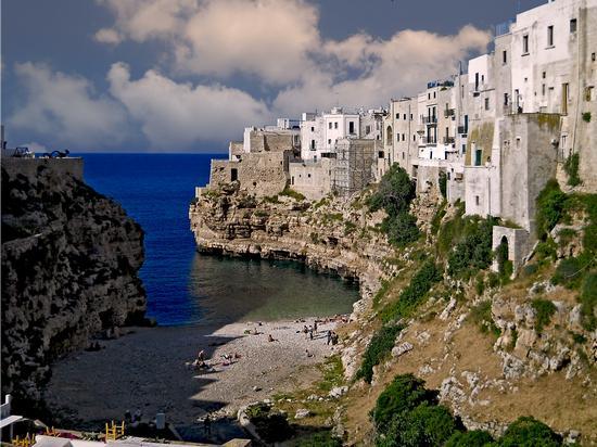 Lama Monachile - Polignano a mare (2156 clic)