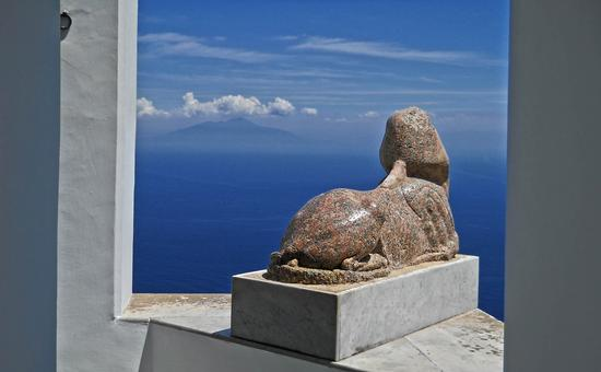 Un affaccio sul Golfo - Anacapri (832 clic)