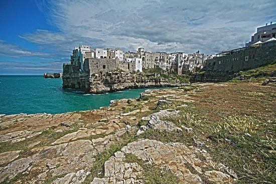 Il borgo marinaro - Polignano a mare (954 clic)