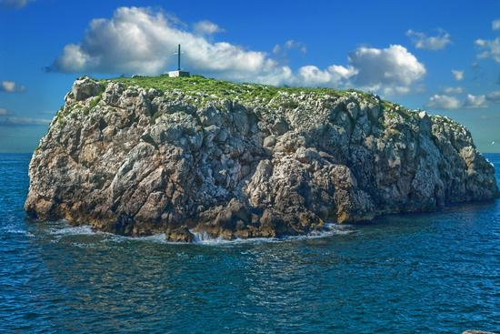 L'isola che c'è...! - Polignano a mare (6378 clic)