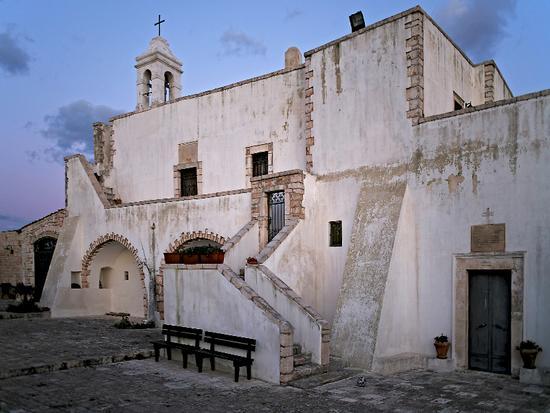 Masseria del Crocifisso - Polignano a mare (1067 clic)