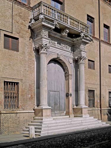 Palazzo Prosperi - Sacrati  - Ferrara (1473 clic)