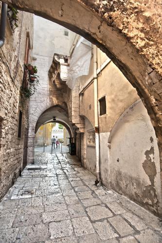 Archi medioevali - Bari (702 clic)