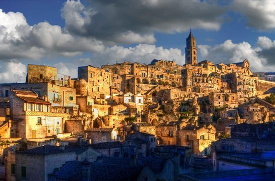 Sasso barisano - Matera (3962 clic)