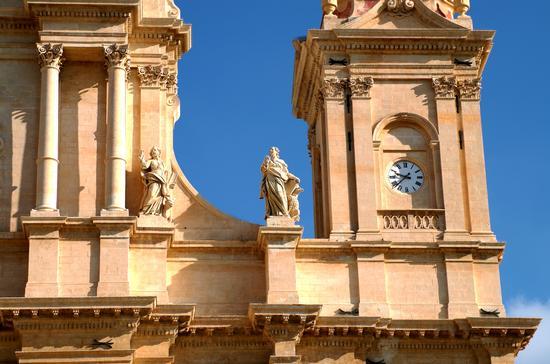 Cattedrale San Nicolò - Noto (1645 clic)